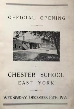 Chester Elementary party Friday, Saturday on Broadview – The South