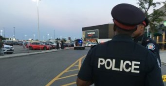 Shooting at Sherway