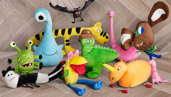 Ikea Soft Toys For Education Partners With Unicef