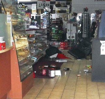 Thief didn't stay long/Rudy Limeback @rudydotca