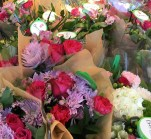 Flowers at Loblaws