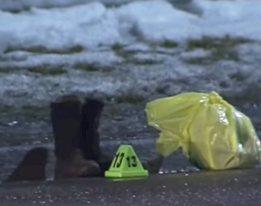 Killed in hit and run on Mavis Rd.
