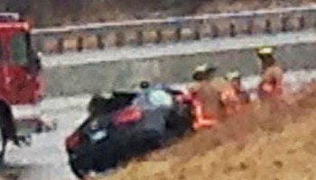 Woman in critical condtion, Hwy 400 northbound closed – The South
