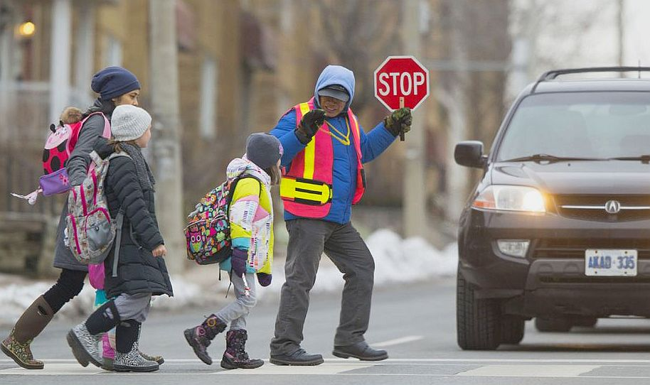 Privatization of crossing guards a brave new unknown world