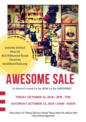 oct 10 awesome sale