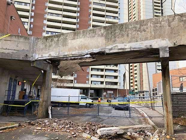 Mayor Tory seeks answers to Crescent Town bridge failure