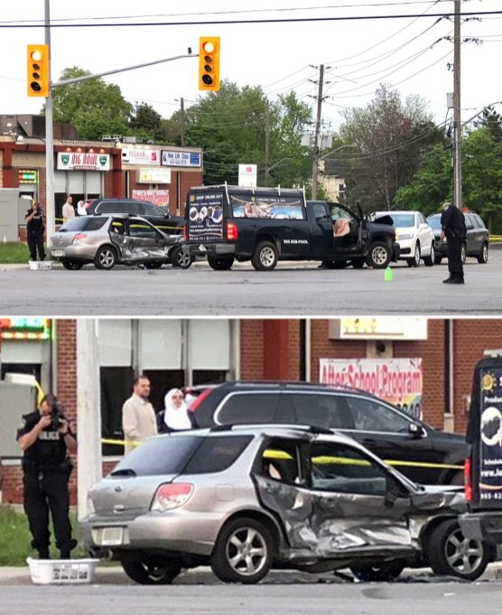 Woman Killed, Others Hurt In 3-vehicle Crash In