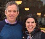 Paul Hickey and Lisa Barton of Today's Menu/Bulldog