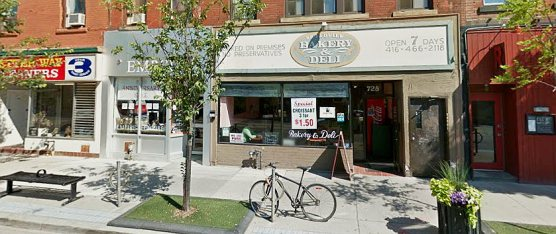 Broadview Bakery and Deli at 728 Queen St. E, had been in business for 30 years