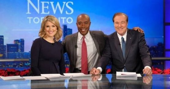 Nathan Downer to anchor CTV Toronto with Michelle Dube ...