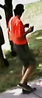 Suspect in spitting incident on Roncesvalles Ave.