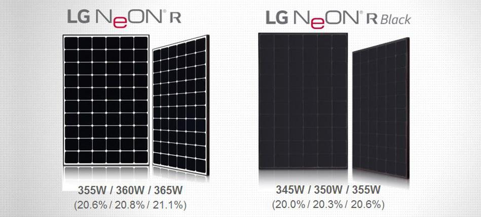 The next LG Revolution: LG NeON R