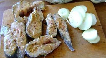 Рецепт приготовления вкусного шашлыка из сома