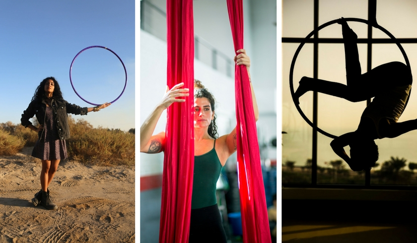 THE CIRCUS ARTISTS OF KUWAIT