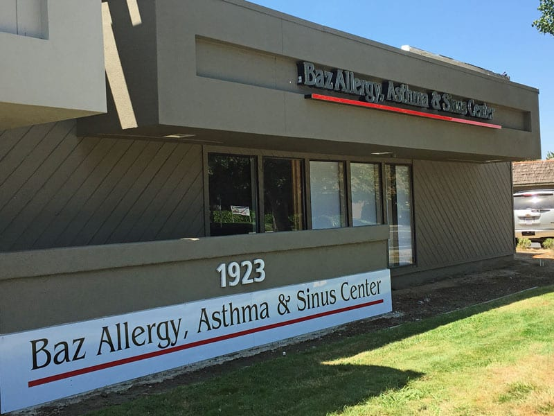 Baz Allergy Asthma and Sinus Center located in Modesto CA
