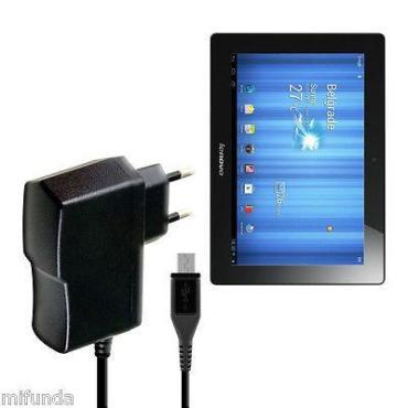 PARA LENOVO IDEATAB S6000 CARGADOR RAPIDO CON MICRO USB 5V 10W 2 A QUICK CHARGER