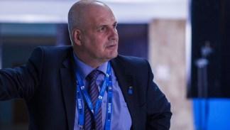 Генеральний Секретар ФБУ Володимир Драбіковський