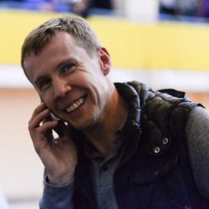 Дмитрий Базелевский - Президент Киевской Школьной Баскетбольной Лиги