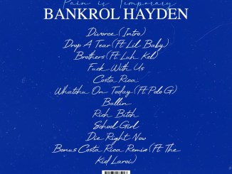 Bankrol Hayden - Costa Rica (Remix) (feat. The Kid LAROI) Mp3 Download