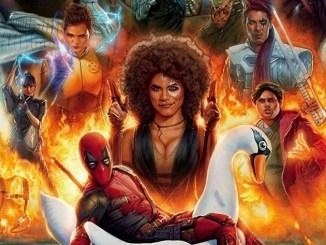 DOWNLOAD MOVIE: Deadpool 2 (2018)