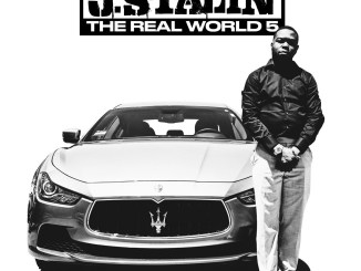 DOWNLOAD ALBUM: J. Stalin & DJ.Fresh - The Real World 5 [Zip File]