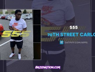 70th Street Carlos - 555 Mp3 Download