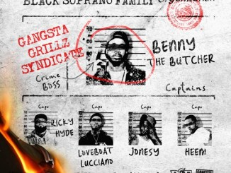 Black Soprano Family - Quarantine Mp3 Download