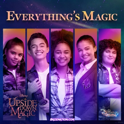 """Cast of Upside-Down Magic – Everything's Magic (From """"Upside-Down Magic"""") Mp3 Download"""