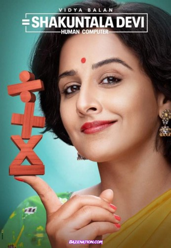 DOWNLOAD Movie: Shakuntala Devi (2020) [Indian]