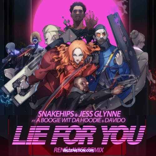 Snakehips, Jess Glynne & René LaVice - Lie for You (René LaVice Remix) Mp3 Download