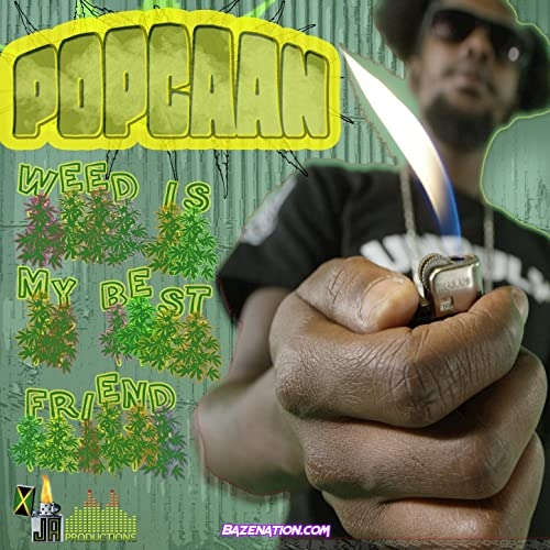 Popcaan - Weed is My Best Friend Mp3 Download