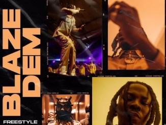 Stonebwoy – Blaze Dem (Freestyle) Mp3 Download