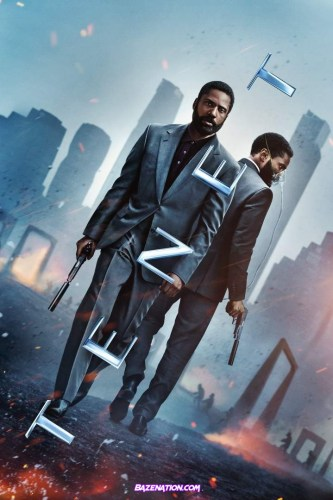 DOWNLOAD Movie: Tenet (2020)