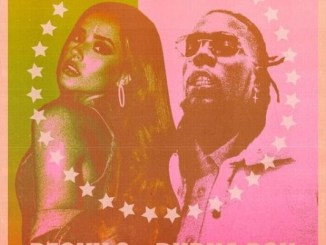 Becky G & Burna Boy - Rotate Mp3 Download