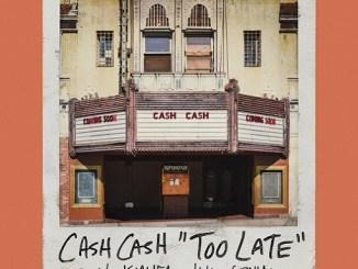 Cash Cash - Too Late Ft. Wiz Khalifa & Lukas Graham Mp3 Download