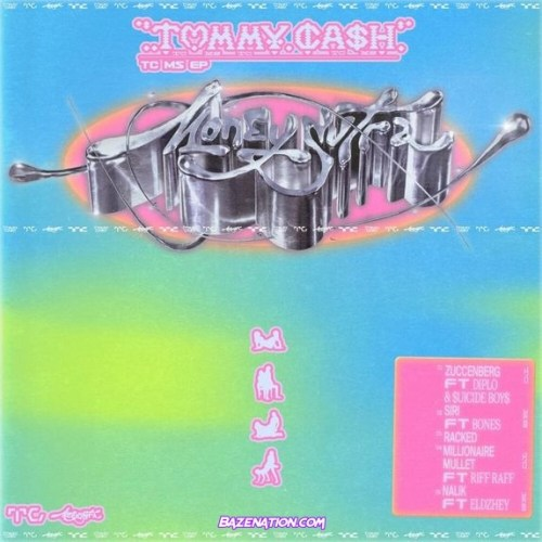 DOWNLOAD EP: Tommy Cash - MONEY SUTRA [Zip File]
