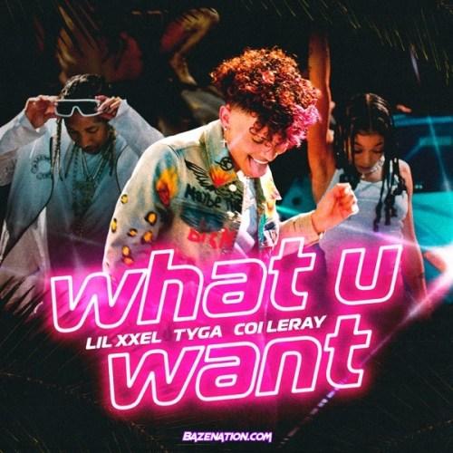Lil Xxel, Tyga & Coi Leray – What U Want Mp3 Download