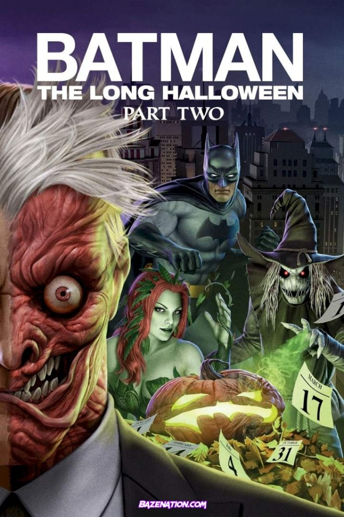 DOWNLOAD Movie: Batman: The Long Halloween, Part Two (2021) MP4