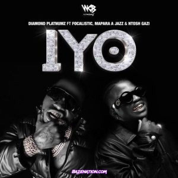 Diamond Platnumz – IYO (feat. Focalistic, Mapara A Jazz & Ntosh Gazi) Mp3 Download