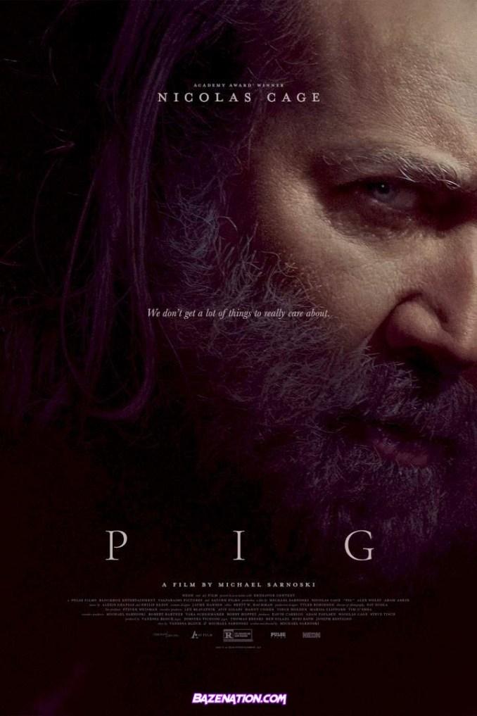 DOWNLOAD Movie: Pig (2021) MP4