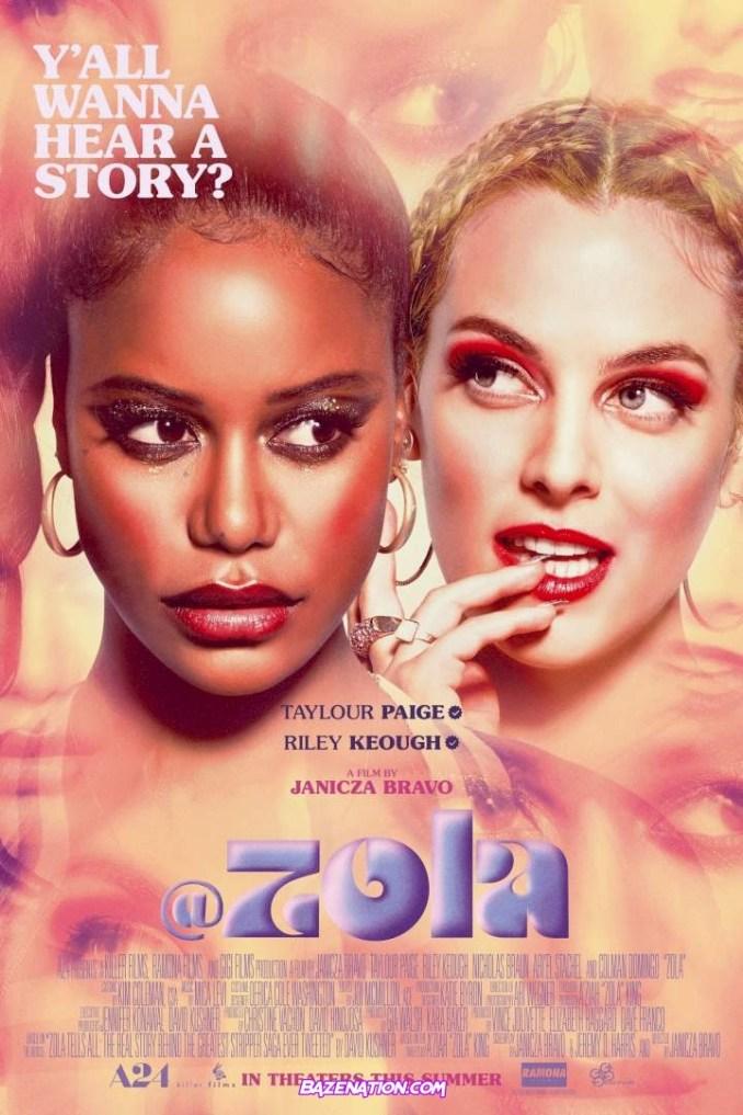 DOWNLOAD Movie: Zola (2020) MP4
