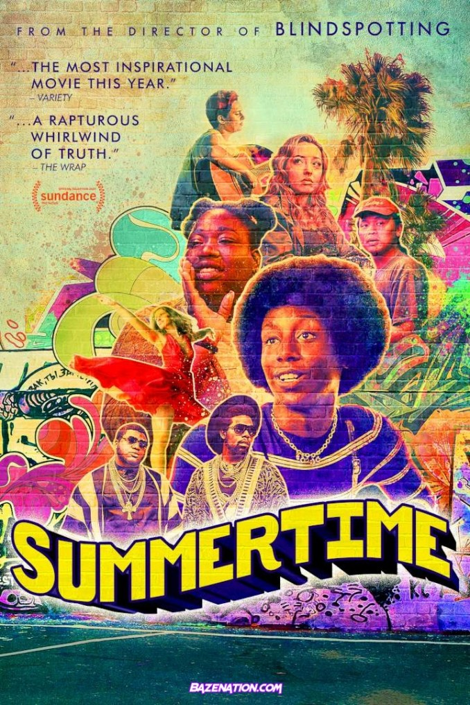 DOWNLOAD Movie: Summertime (2021) MP4