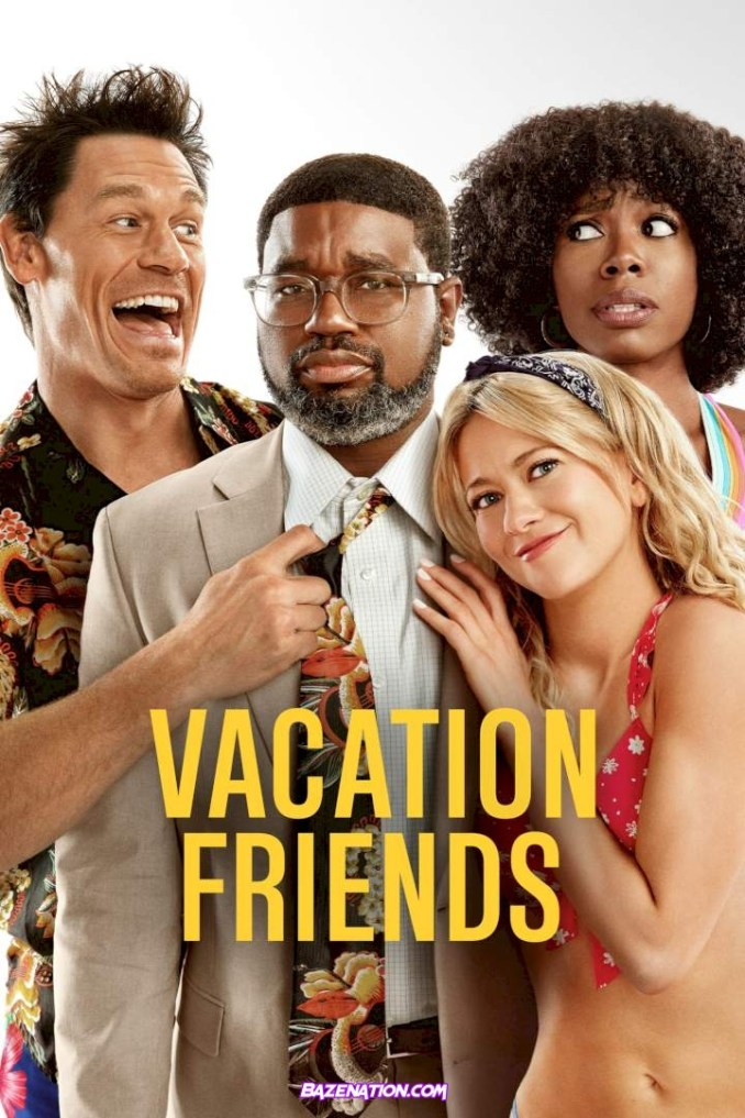 DOWNLOAD Movie: Vacation Friends (2021) MP4