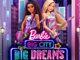 DOWNLOAD Movie: Barbie: Big City, Big Dreams (2021) MP4