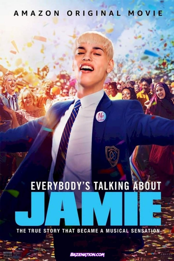 DOWNLOAD Movie: Everybody's Talking About Jamie (2021) MP4