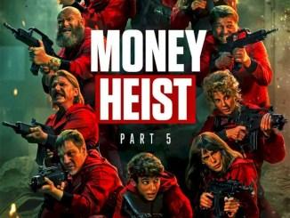DOWNLOAD Series: Money Heist Season 5 MP4
