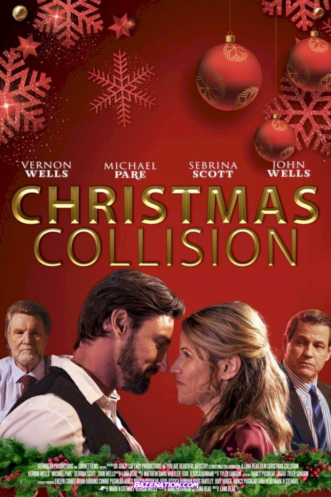 DOWNLOAD Movie: Christmas Collision (2021) MP4