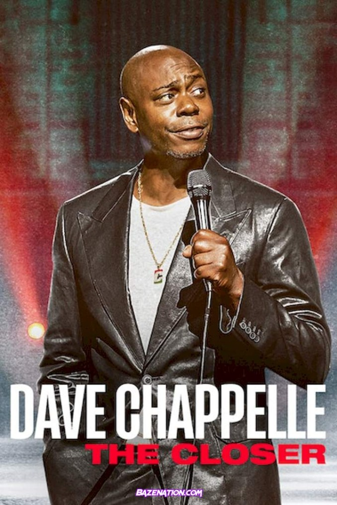 DOWNLOAD Comedy Special: Dave Chappelle: The Closer (2021) MP4