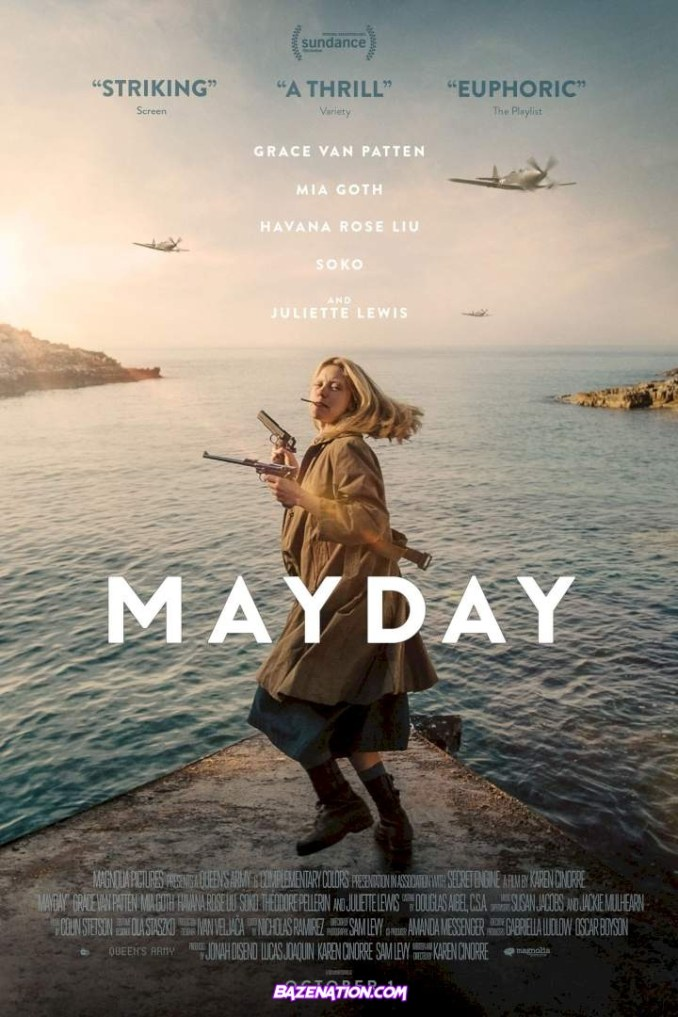 DOWNLOAD Movie: Mayday (2021) MP4