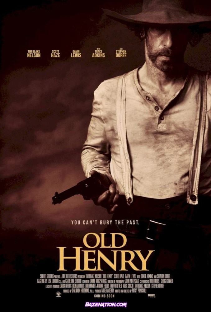 DOWNLOAD Movie: Old Henry (2021) MP4